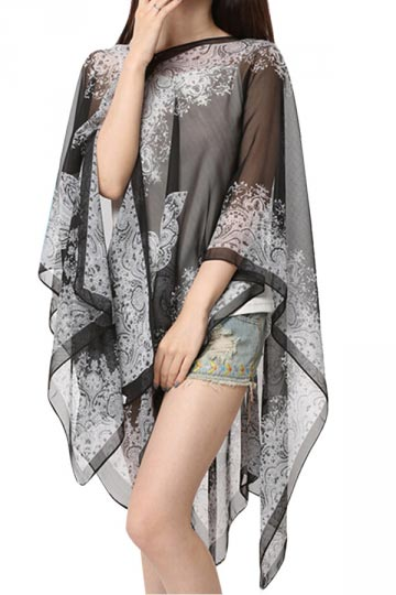 Shawls were an Indispensable Clothing for Women
