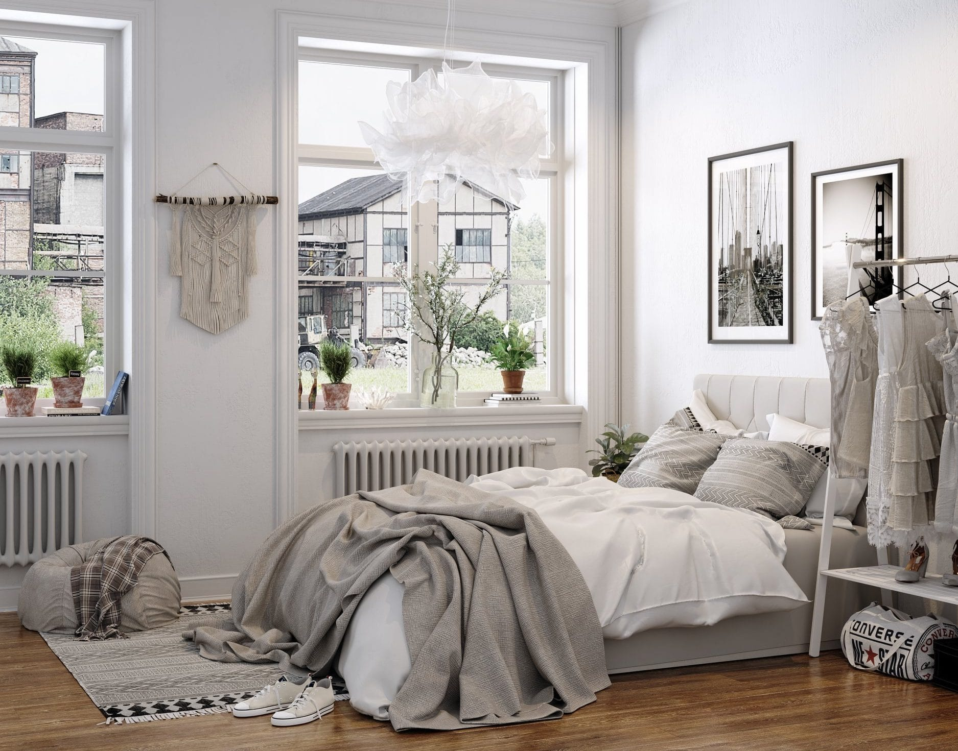 Scandinavian Design – Nordic Style House