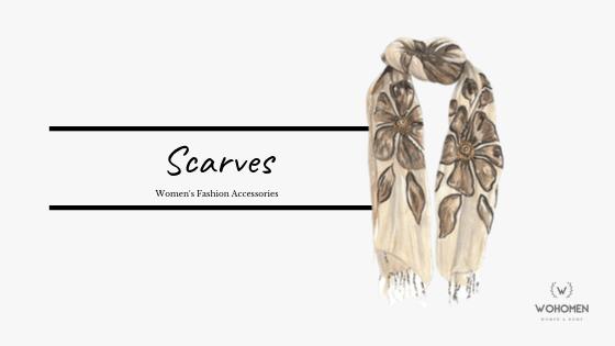 Wearing Scarves for Women Like a Celebrity