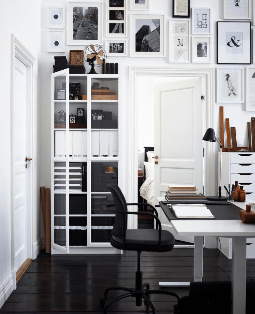 bookcase for interior designers