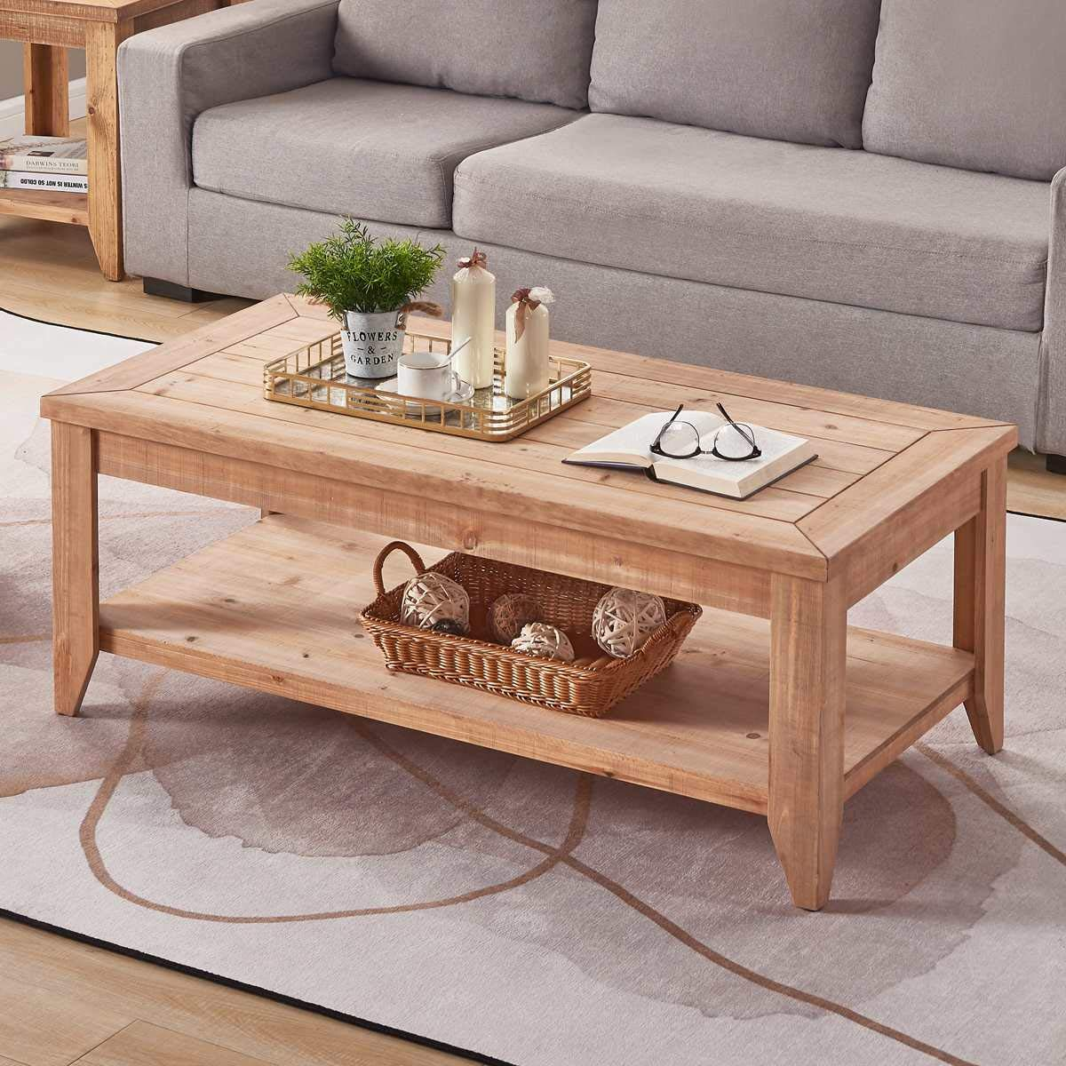 scandinavian design end tables