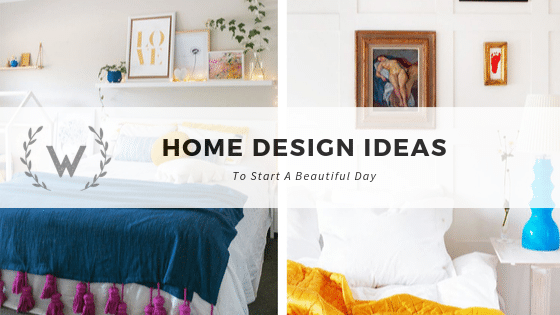 Home Design Ideas to Start a Beautiful Day