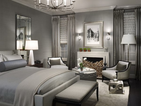 Modern Luxury Bedroom Lights