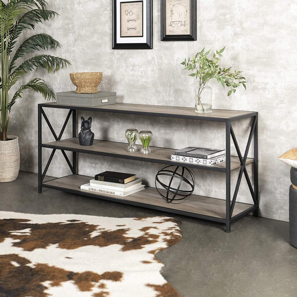 Metal and Wood Furniture Trend in Your Home Decor