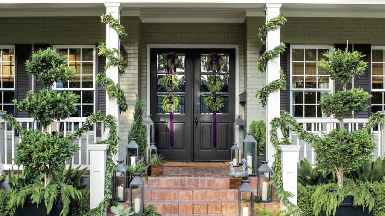 Outdoor Decorating Ideas on a Budget