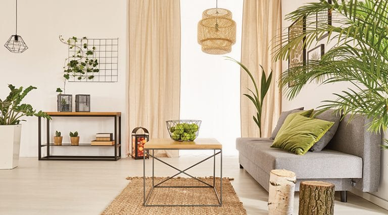 How to Mix Woods and Metals in Home Decorating