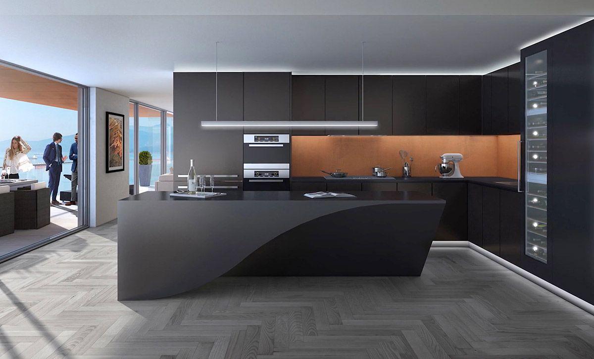 black-cabinet-geometrical