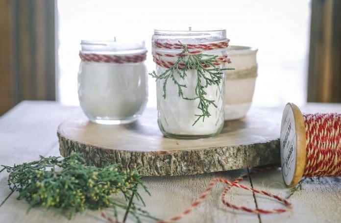 make-candles