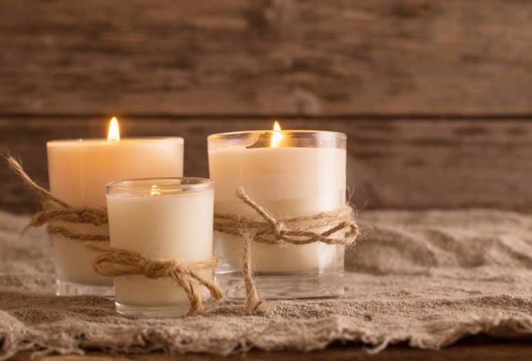 Soy Candles: The Benefits Of Natural Candles