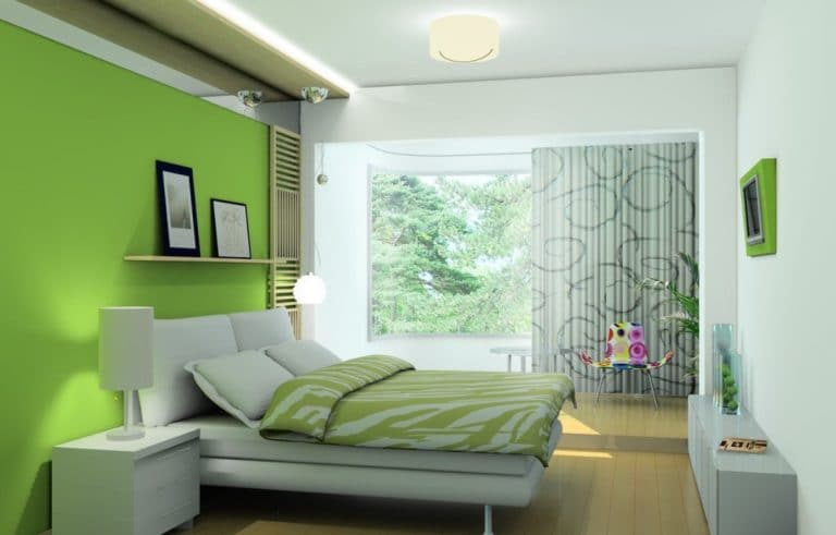 4 Best Wall Colors for Small Bedrooms