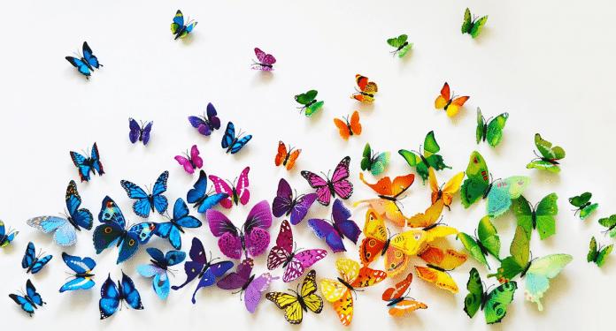 Butterfly-Wall-Art-Ideas