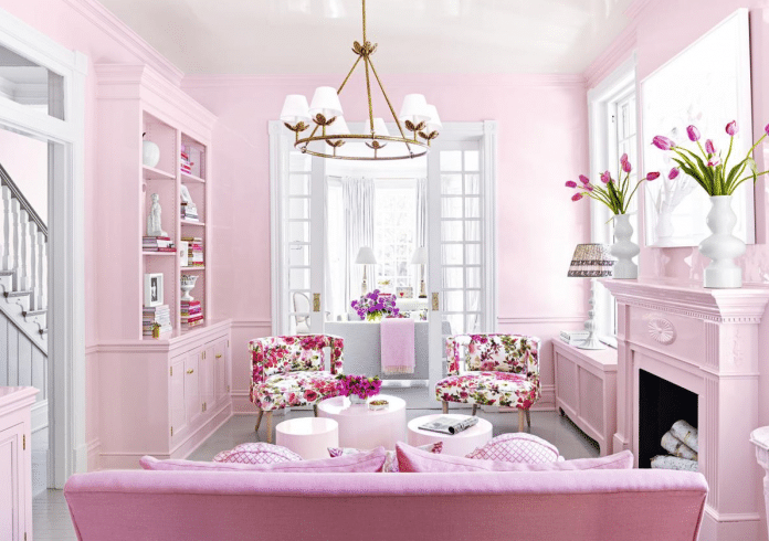 Feminine-Home-Decorating