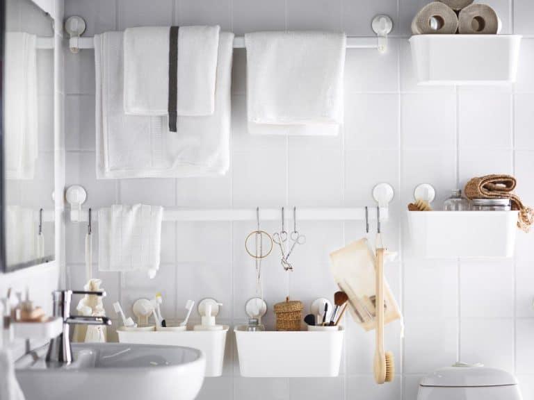 Creative Ideas for Shower and Bath Storage