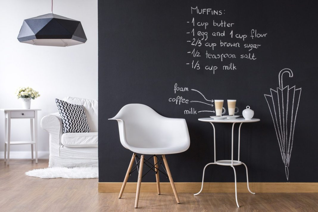 Using-Chalkboard-Paint
