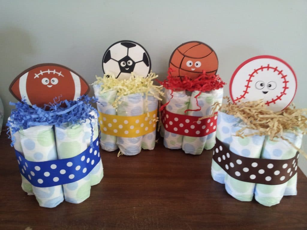 diaper-cakes-baby-boy-shower