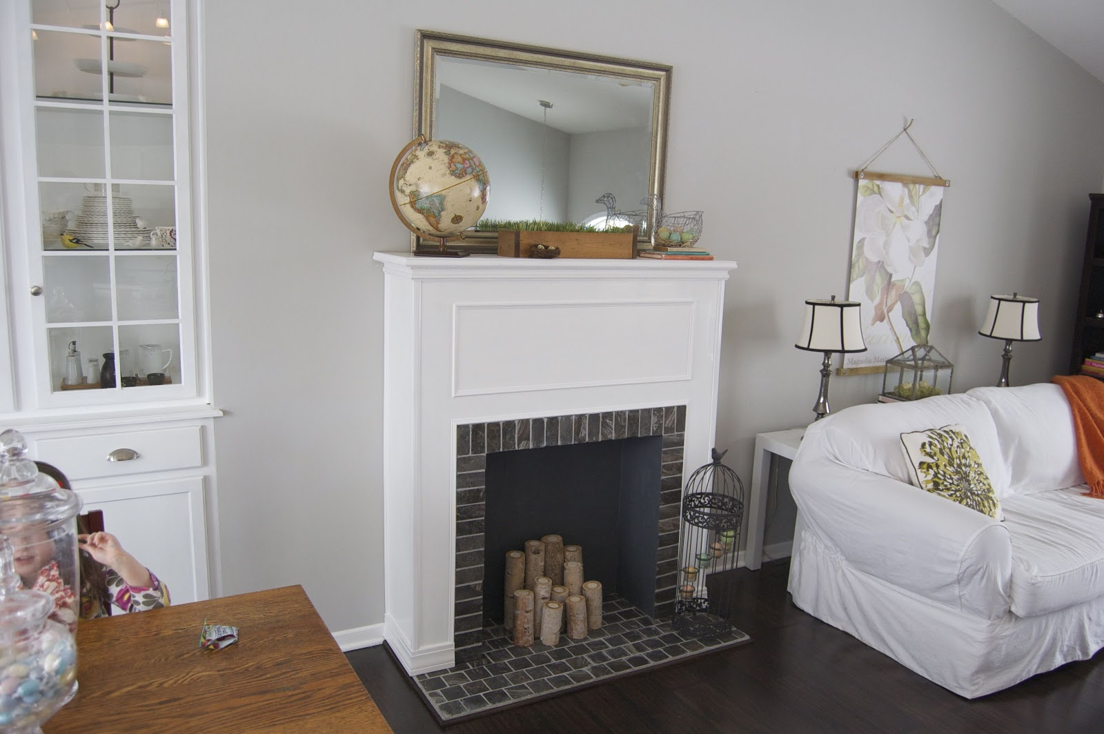 Fake Fireplace How To Build A Faux Fireplace Wohomen