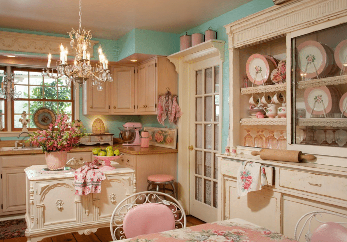 feminine-kitchen