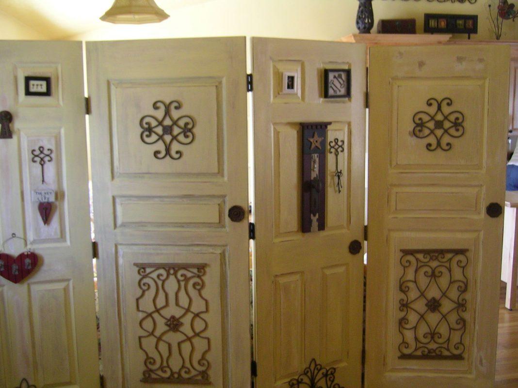 old-door-divider
