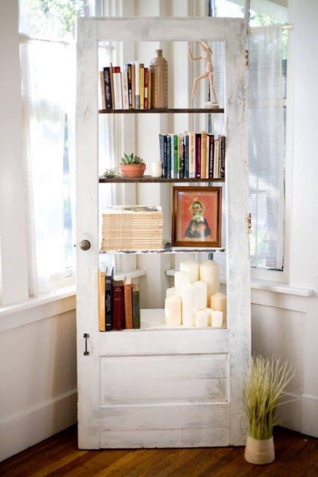 reuse-old-door-shelves