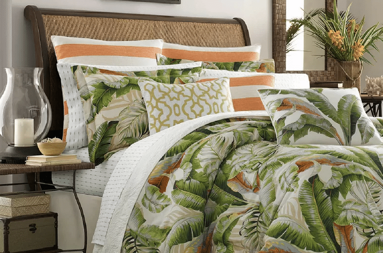 tropical-themed-bedding