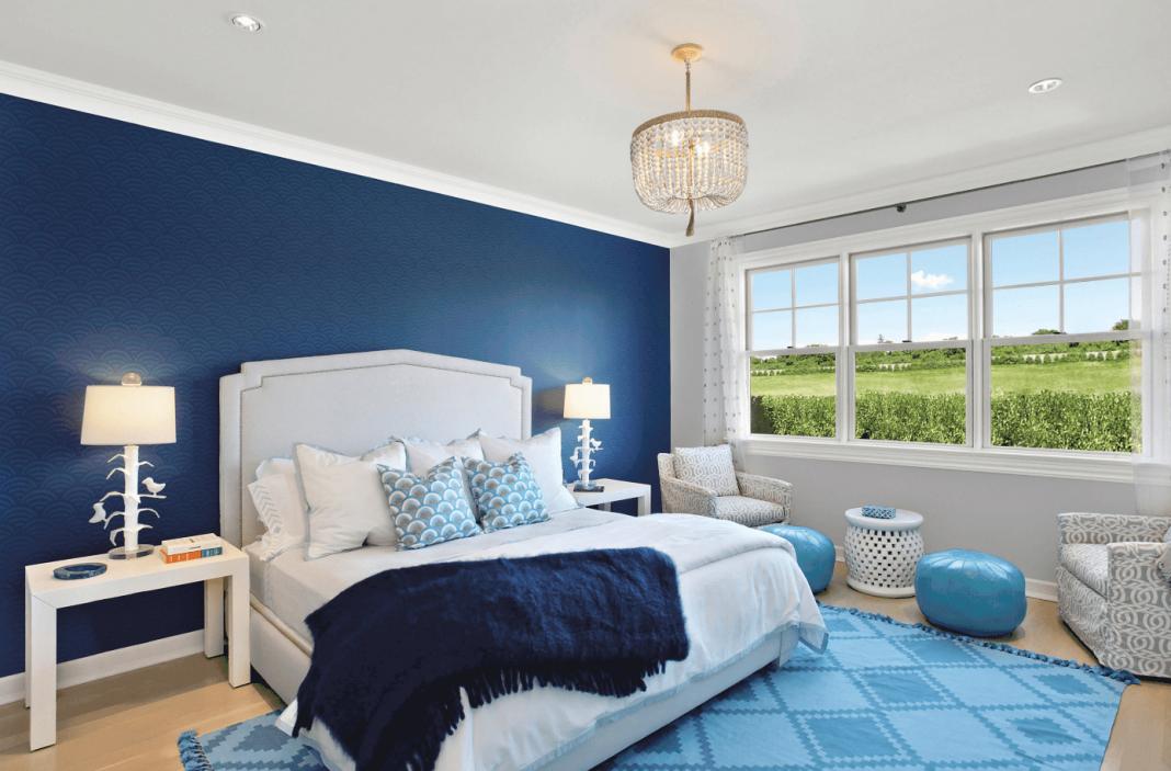 10 Soothing Blue Bedroom Ideas - Wohomen