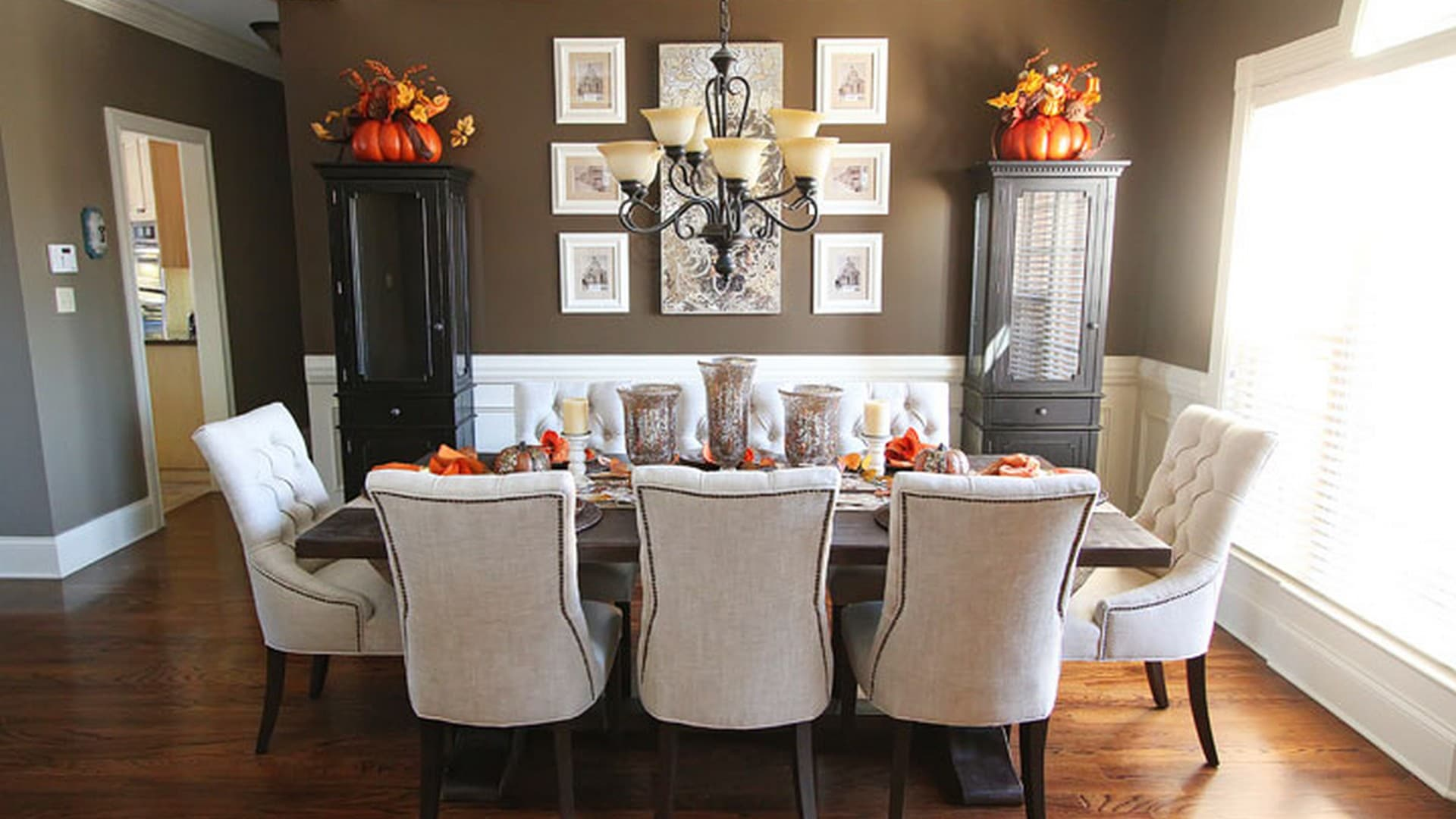 10 Creative Dining Room Decorating Ideas & Inspiration ...