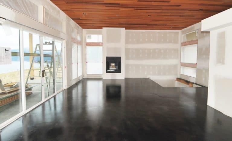 DIY Concrete Flooring