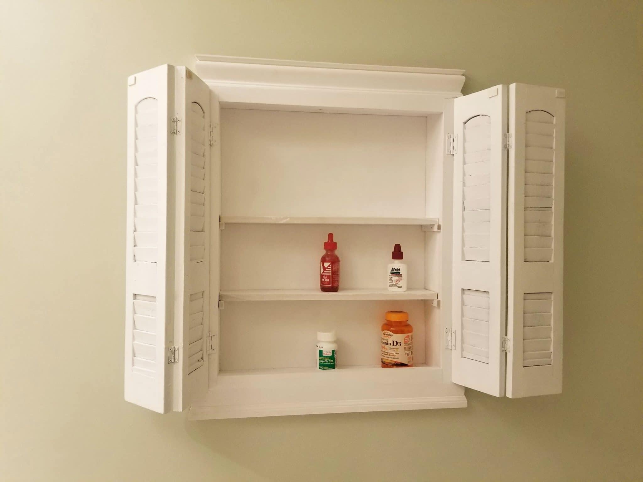 Diy Medicine Cabinet Ideas Wohomen