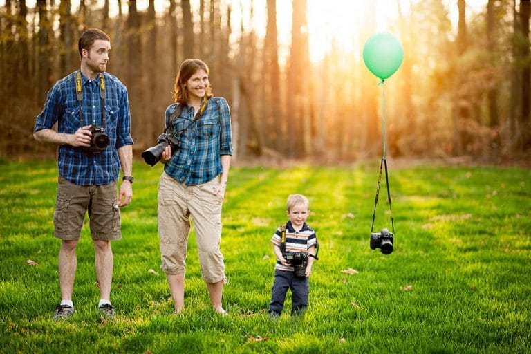 5 Secrets to Fabulous Family Photographs