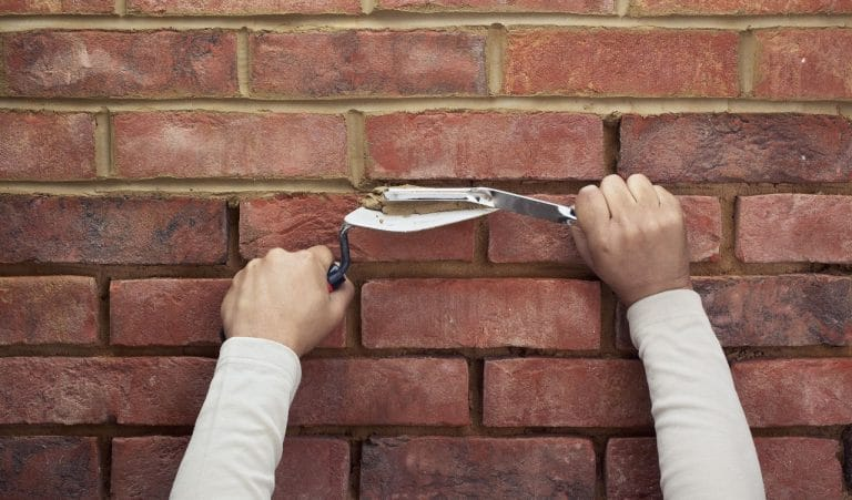 How to Repoint Brick