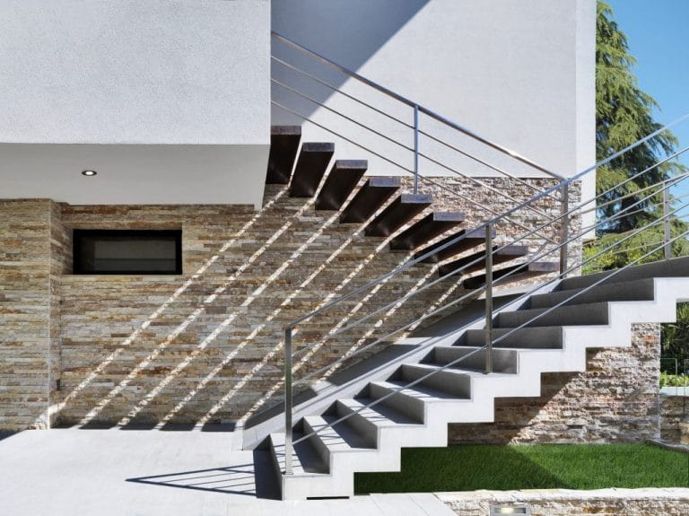 How to Make Outdoor Stairs Non-Slip