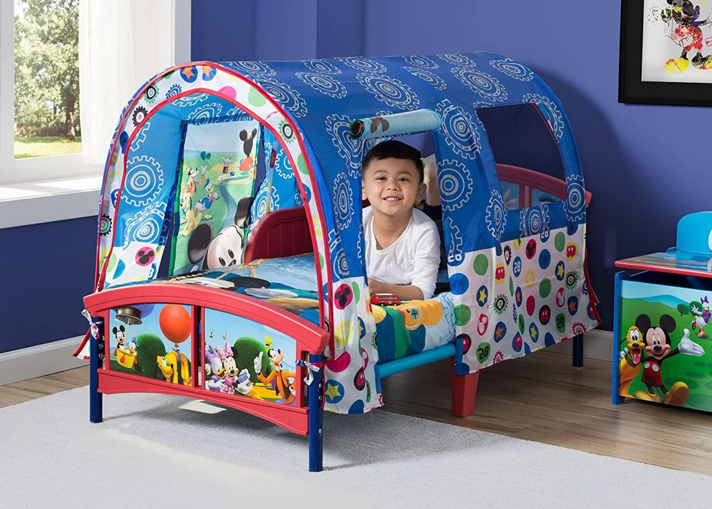 Toddler-Bed-Tent