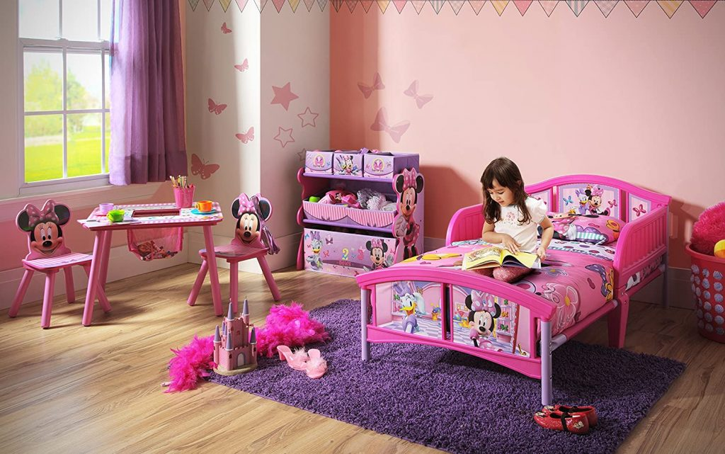Toddler-Beds-For-Girls