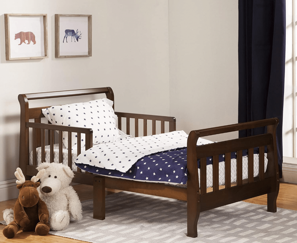Toddler-Sleigh-Bed