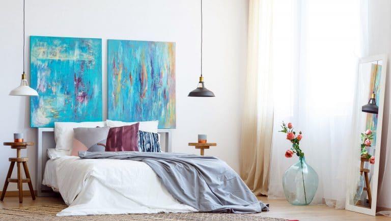 Creative Ways to Use Big Oil Paintings