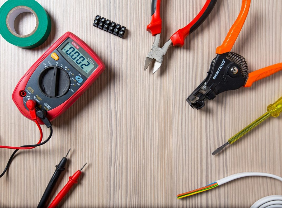 DIY-Home-Electrical-Project-Tools