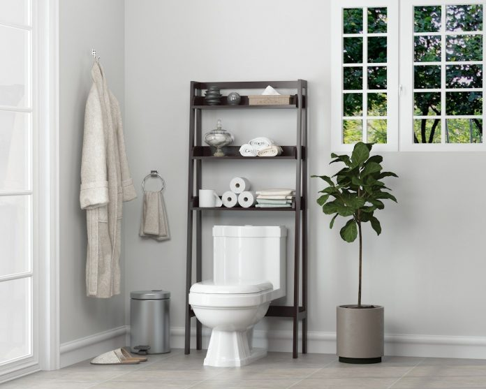 Maximizing-Over-the-Toilet-Cabinet-Storage-Space