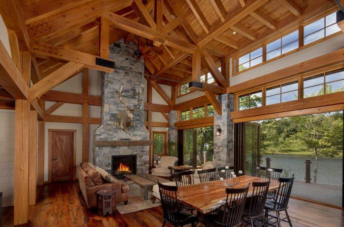 Timber-Frame-Home