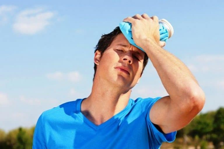 How to Prevent Heat-Related Illness During Home Project