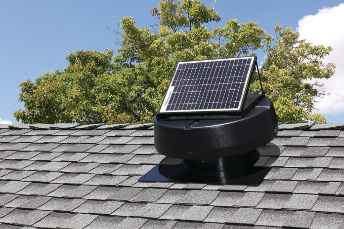 best-solar-attic-fan
