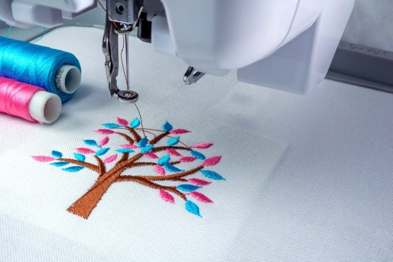 The 7 Best Embroidery Machines (2021 Reviews)