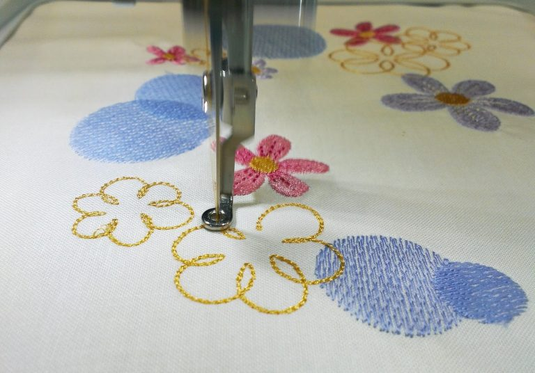Best Embroidery Machine for Beginners: Brother PE535