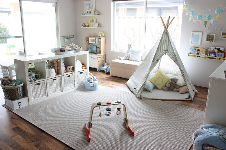 How to Decorate a Playroom: Design, Decorating and Safety Tips