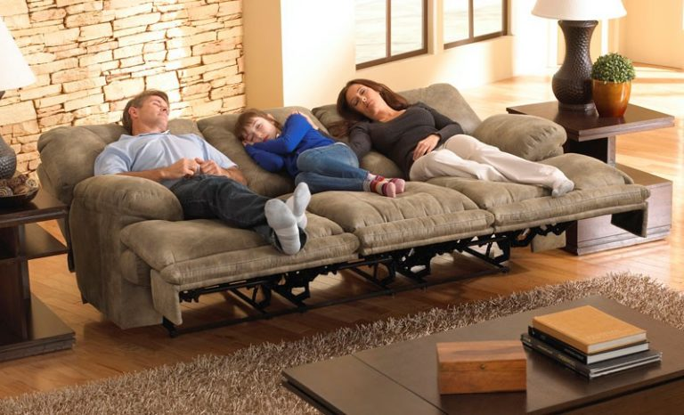The 5 Best Reclining Sofas (2021)