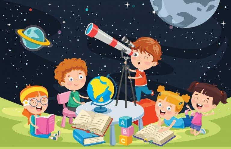 The 8 Best Telescopes for Kids & Beginners in 2021